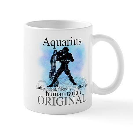 Aquarius Water Bearer Mug