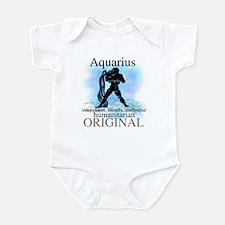 Aquarius Water Bearer Infant Bodysuit