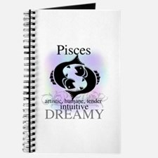 Pisces the Fish Journal