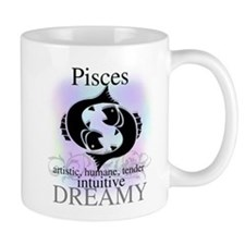 Pisces the Fish Small Mug