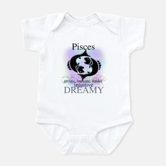 Pisces the Fish Infant Bodysuit