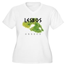 LESBOS GREECE T-Shirt