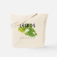 LESBOS GREECE Tote Bag