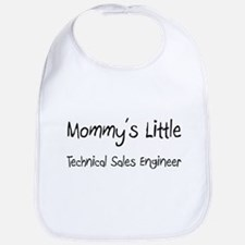 Mommy's Little Technical Sales Engineer Bib