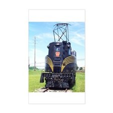 PRR GG1 4800-FRONT Rectangle Decal