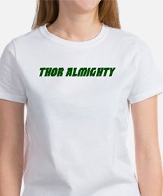Thor Almighty Women's T-Shirt