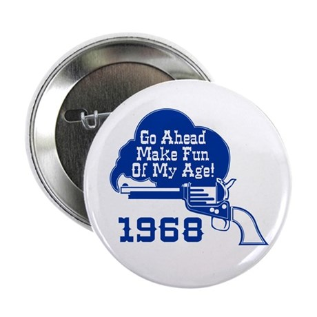 """40th 2.25"""" Button (10 pack)"""