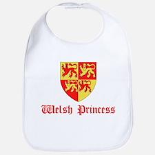 Welsh Princess 2 Bib