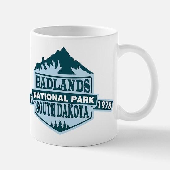 Badlands - South Dakota Mugs
