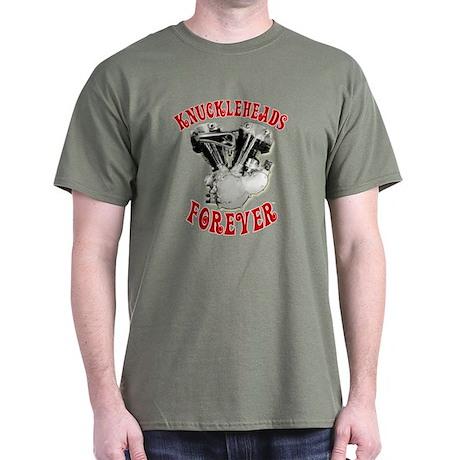 Dark T-Shirt - Knuckleheads Forever