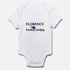 Florence South Carolina Infant Bodysuit