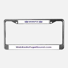 Mp3 License Plate Frame