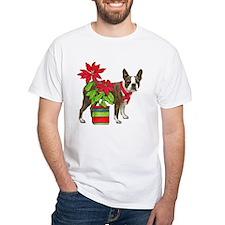 Boston terrier Christmas2 Shirt