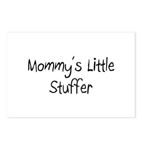 Mommy's Little Stuffer Postcards (Package of 8)