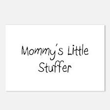 Mommy's Little Stuffer Postcards (Package of 8)