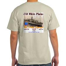 AFS-4 Commemorative Ash Grey T-Shirt