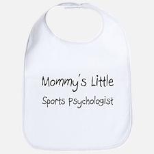 Mommy's Little Sports Psychologist Bib
