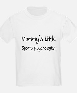 Mommy's Little Sports Psychologist T-Shirt