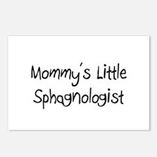 Mommy's Little Sphagnologist Postcards (Package of
