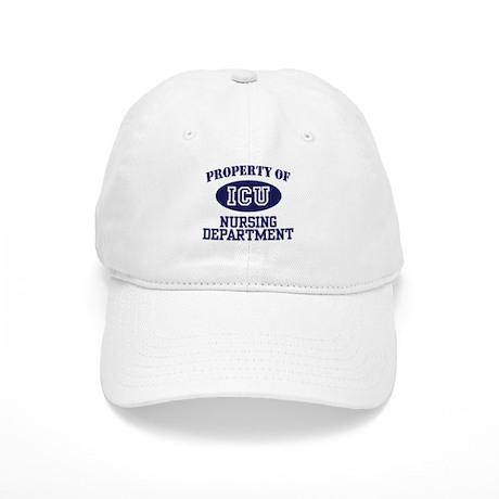 Property of ICU Nursing Department Cap
