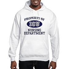 Property of ICU Nursing Department Hoodie