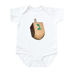 dreidel Infant Bodysuit