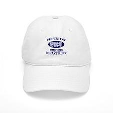 Property of NICU Nursing Department Baseball Cap