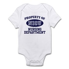 Property of NICU Nursing Department Infant Bodysui
