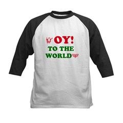 Oy To the World Tee