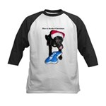 Have a Kosher Christmas Kids Baseball Jersey