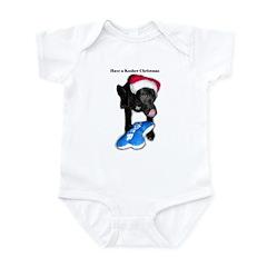 Have a Kosher Christmas Infant Bodysuit