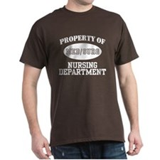 Property of Med/Surg Nursing Department T-Shirt