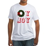 Oy Joy! Fitted T-Shirt