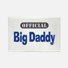 Official Big Daddy - Rectangle Magnet