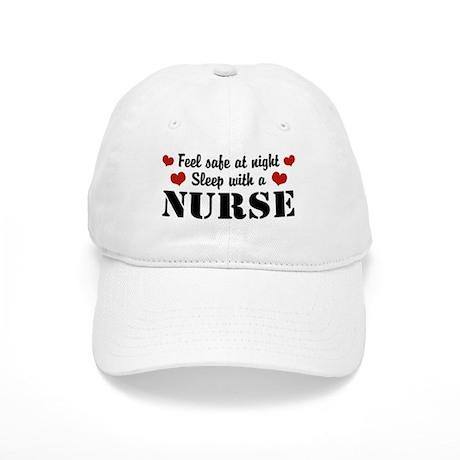 Feel Safe Sleep with a Nurse Cap