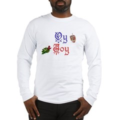 Oy Joy Long Sleeve T-Shirt
