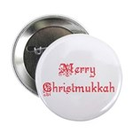 "Christmukkah 2.25"" Button"
