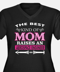 The Best Kind Of Mom Raises A Ae Plus Size T-Shirt