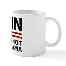 Not Hillary or Obama Mug