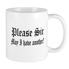 Please Sir Mug