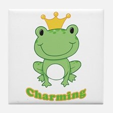 Charming (Frog) Tile Coaster
