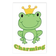 Charming (Frog) Postcards (Package of 8)