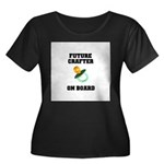 Future Crafter On Board - New Women's Plus Size Sc