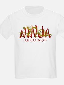 Dragon Ninja Lifeguard T-Shirt