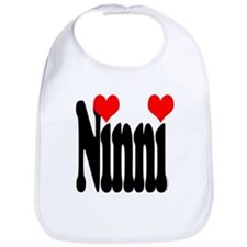 I love Ninni Bib