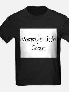 Mommy's Little Scout T