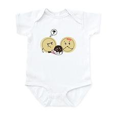 Bad Cookie Infant Bodysuit