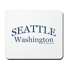 Seattle Washington Mousepad