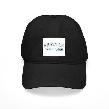Seattle Washington Black Cap