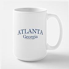 Atlanta Georgia Large Mug